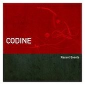 codine - recent events